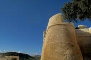 Citadella walls from outside
