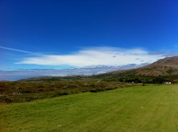 Sky over Iceland