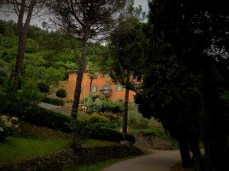 """Finally approaching the real villa Bramasole from the movie """"Under the Tuscan sun"""""""