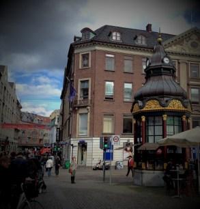 Daily life in Copenhagen
