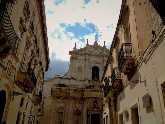 Sant'Irene church in Lecce