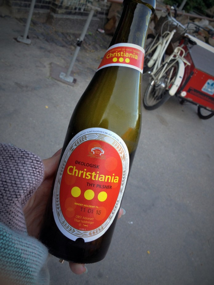 Beer in Christiania