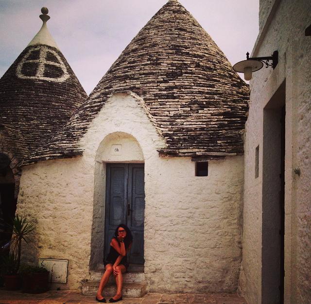 Lady Voyage in Alberobello