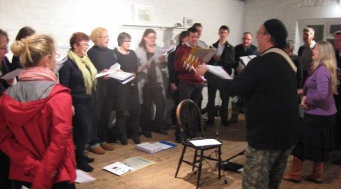 Felix's Rock Choir: Monday 14th December 2015