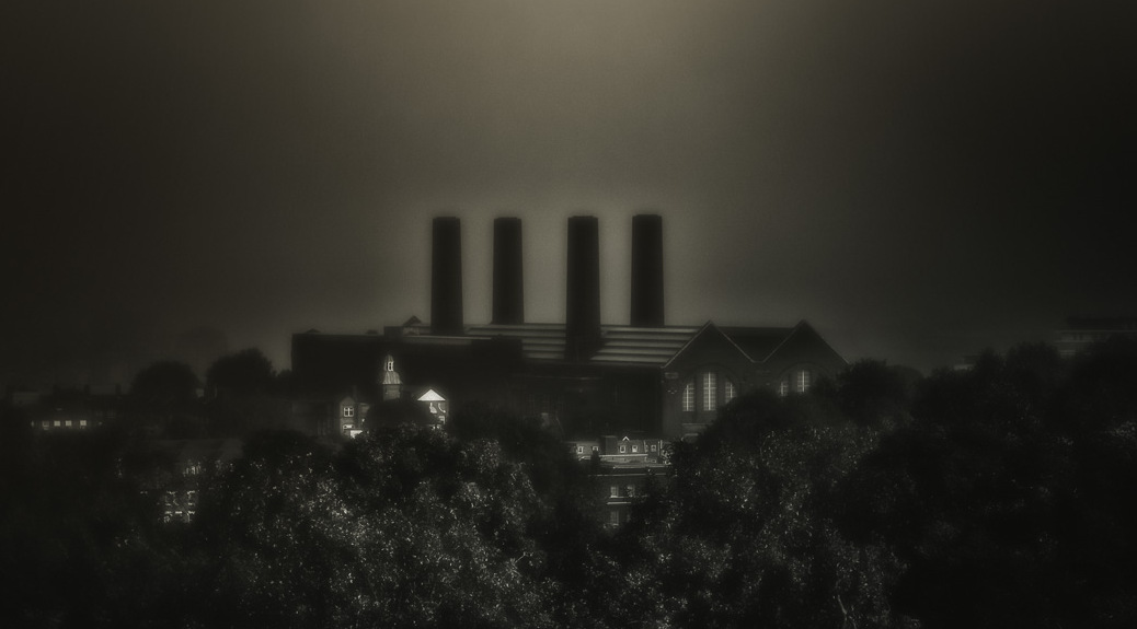 Artist - eoh_mit photography - Greenwich Power Station 2014