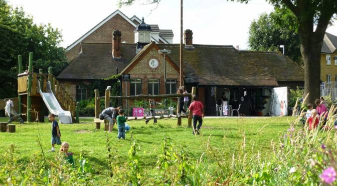 Ladywell Fields User Group Meeting: Tuesday 30th June 2015