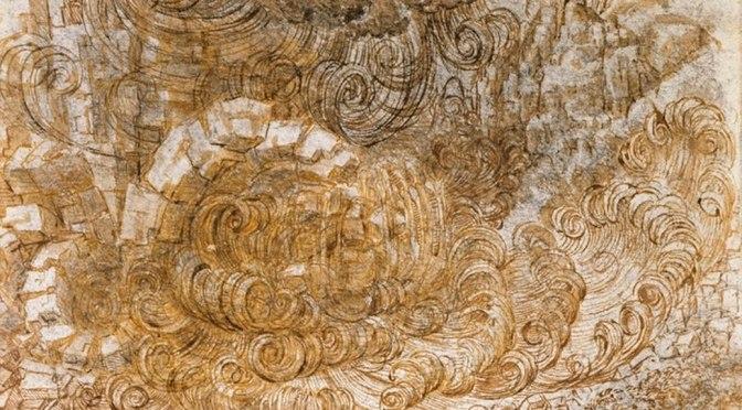 Poems in Ladywell - A Deluge by Leonardo Da Vinci