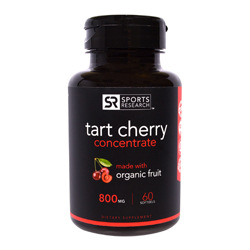Sports Research Tart Cherry