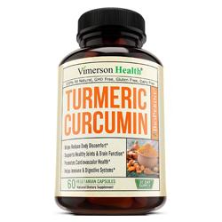 Vimerson Health Turmeric Curcumin