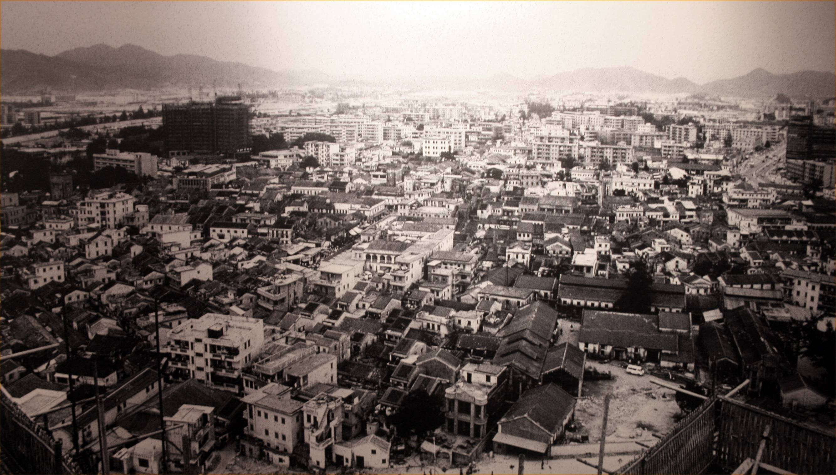 from another website, Shenzhen 1970s