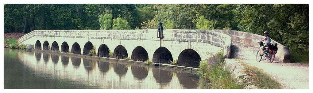 Puente en el caman du midi
