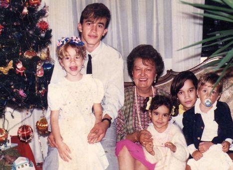 La Navidad en casa de mi abuela