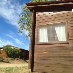 ecocamp vinyols, camping ecológico