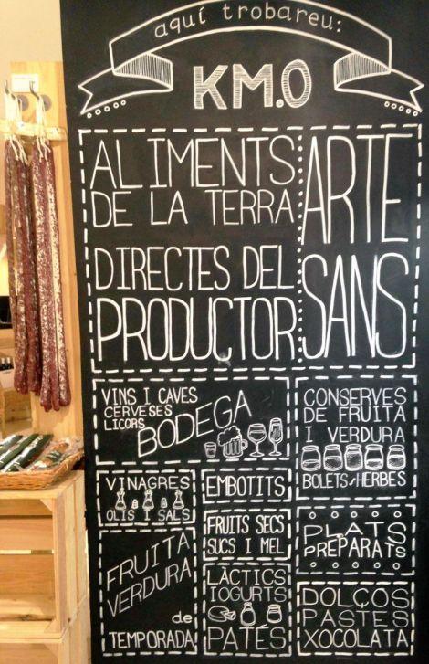 Autòctnos, productes de la terra, Artesans en El Clot