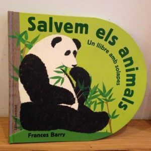 Salvemos a los animales- Frances Barry - Editorial Juventud