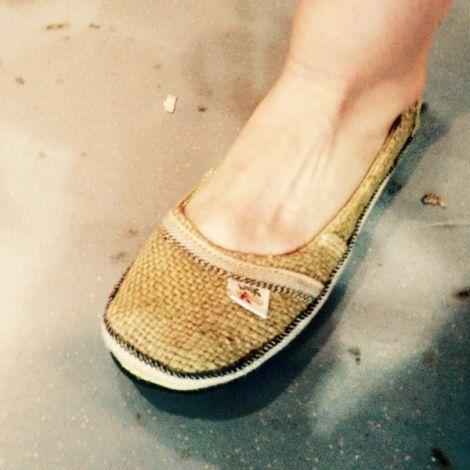 Zapatos de comercio justo Sole Rebels