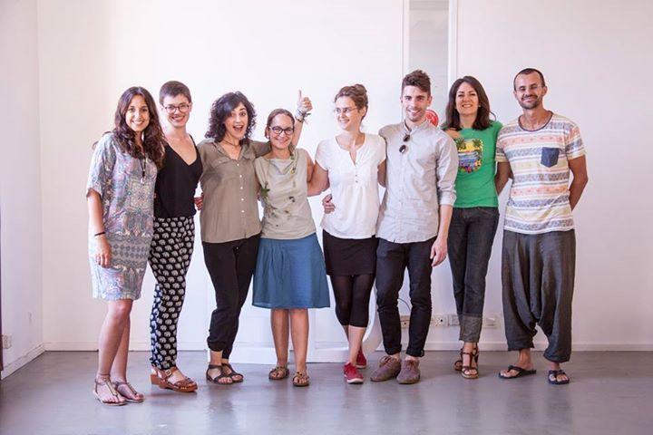 350 BCN en una reunión en Impact Hub Barcelona organizada por Greenbiz.es y Ecopreneur.eu