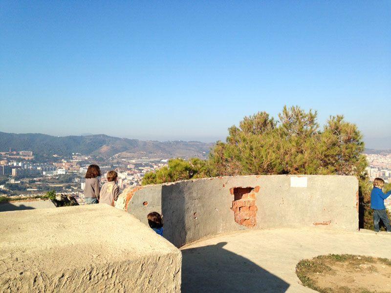 Ruinas Turó de la Rovira