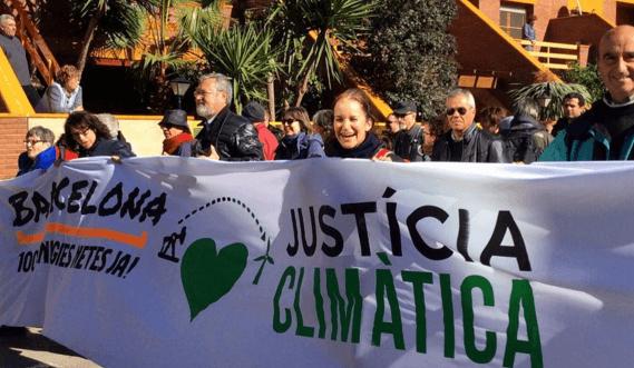 Moviment per la Justícia Climàtica