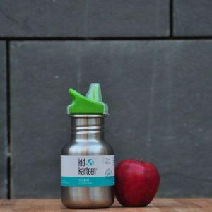 Botella infantil reutilizable de acero inoxidable