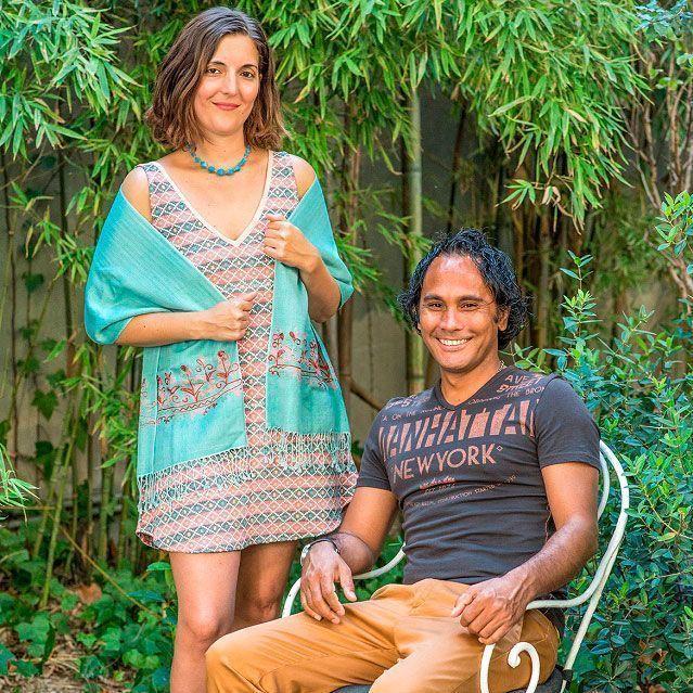 Rajú y Laura, de Firiri, moda con alma y sostenible