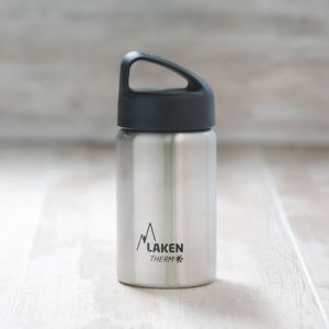 Termo de acero inoxidable Laken de boca ancha de 350 ML