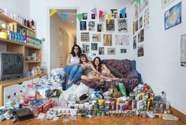 Vivir sin residuos es imposible