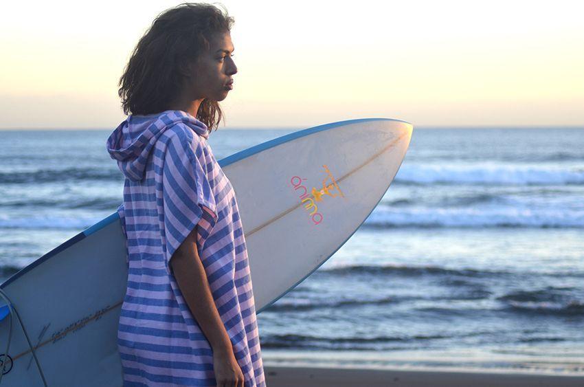 Anima Wone's Surf Style