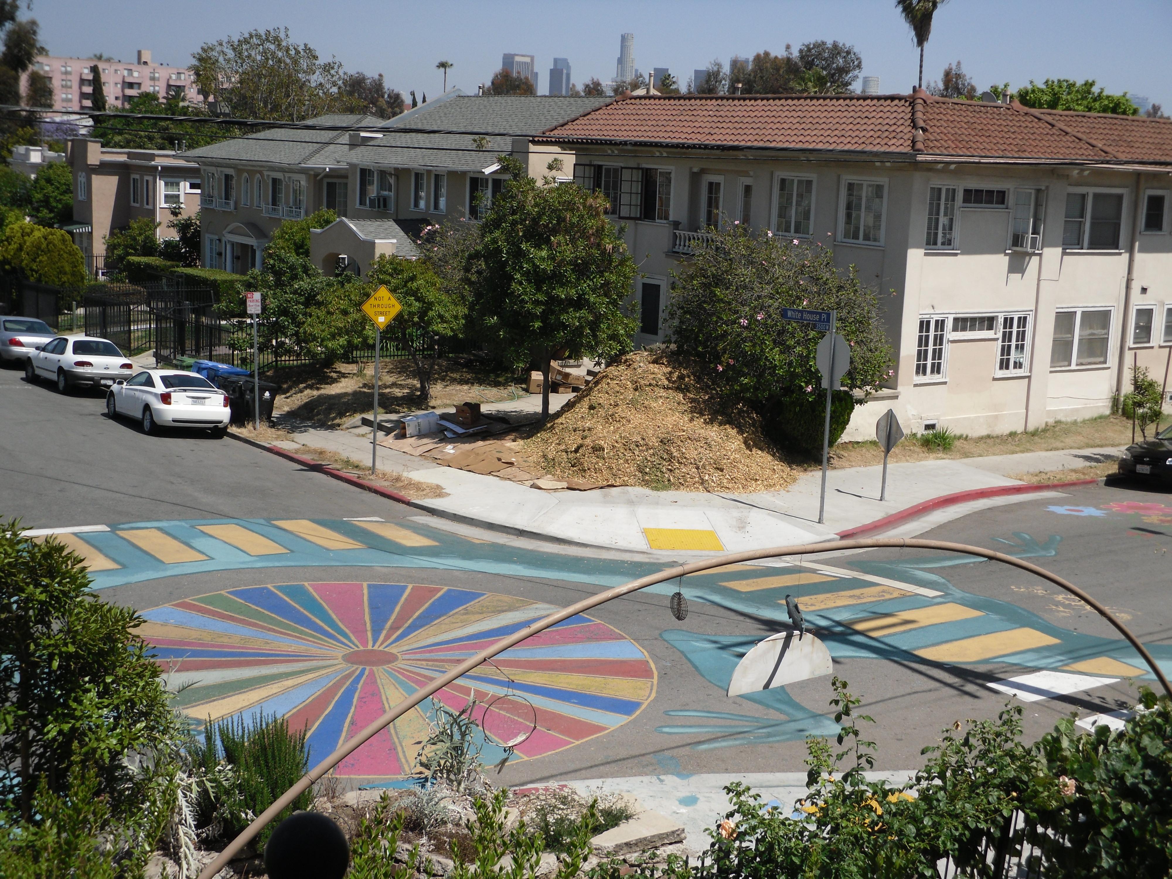 Economics Los Angeles Eco Village