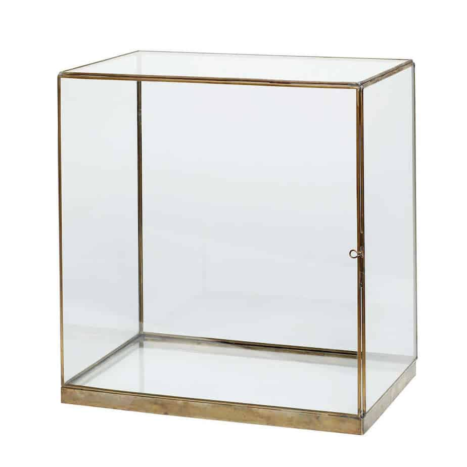 Glasvitrine Bausatz Glas Vitrine Gross - Lädelishop