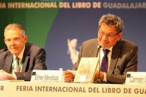 La FIL de Guadalajara rinde homenaje a Fernando Del Paso