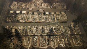 Contienen el incendio, el más catastrófico en la historia de California
