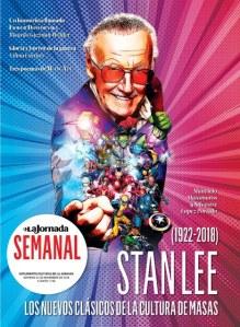 Stan Lee (1922-2018): los nuevos clásicos de la cultura de masas