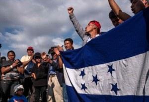 Migrantes piden a Trump 50 mil dólares cada uno  para regresar a Honduras
