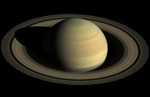 Confirma la NASA que Saturno pierde muy rápidamente sus anillos