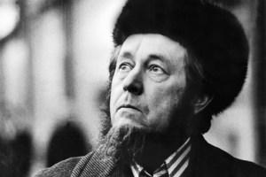Rusia conmemora a Alexander Solyenitsin en su centenario natal