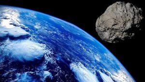El asteroide que acabó con los dinosaurios provocó un tsunami de 1.600 metros de altura