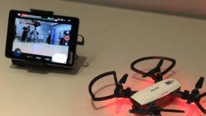 Programa piloto de uso de drones como parte del combate al crimen en Los Ángeles