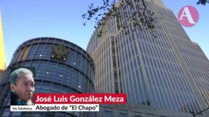 """Video: """"El Chapo"""" entregó a EPN mil 800 millones de dólares, dice abogado del criminal"""
