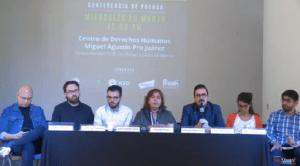 Video: Denuncia viuda del periodista asesinado Javier Valdez intento de espionaje a través de Pegasus