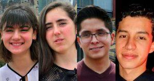 """""""Los 4 Fantásticos"""": los jóvenes seleccionados a nivel licenciatura por la UNAM con mejor puntaje"""