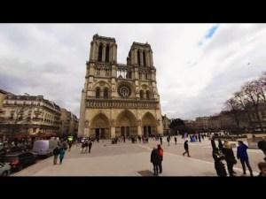 En videos, un recorrido virtual por Notre Dame, antes del incendio | Videos