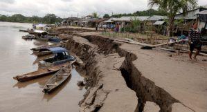 Un nuevo sismo sacude Perú tras el terremoto de magnitud 8,0