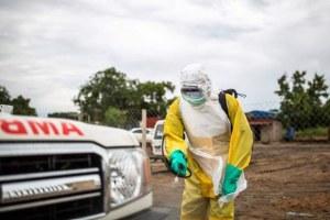 Brote de ébola en el Congo ha costado la vida a dos mil personas