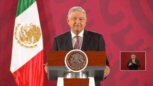"""Videos: """"Muy bien la Guardia Nacional"""", no hay reporte de lesionados en la frontera, asegura el presidente López Obrador"""