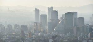 Por contaminación del aire, 48 mil mexicanos mueren prematuramente cada año