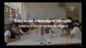 Video: Niños indígenas michoacanos terminan la primaria bilingüe sin aprender a hablar español