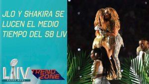 Video: Show de Shakira y Jennifer López en el Super Bowl