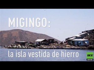 Documental de RT: Migingo: la isla vestida de hierro