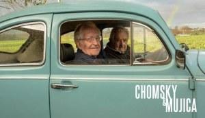Noam y Pepe, pensadores reunidos en la pantalla gracias a un documental